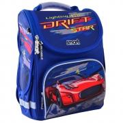 "Рюкзак школьный каркасный Smart PG-11 ""Drift"", 34*26*14"