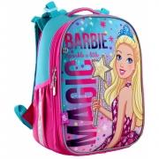"""Рюкзак школьный каркасный YES H-25 """"Barbie"""""""