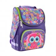 "Рюкзак школьный каркасный Smart PG-11 ""Little Owl"""