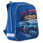 """Рюкзак школьный каркасный YES H-12 """"Nitro Speed"""""""