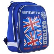 """Рюкзак школьный каркасный YES H-12 """"Oxford"""""""