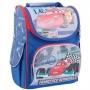 Рюкзак школьный каркасный 1 Вересня Тачки