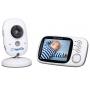 Видеоняня BabySmile Bear (LCD дисплей размером 3,2, датчик температуры помещения, ночное видение, активация голосом, высокочувствительный микрофон, динамик, таймер кормления, 8 колыбельных мелодий)