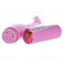 Детская электрическая зубная щетка BabySmile Girl (2 сменные насадки для детей, 8800 оборотов в мин., музыкальный таймер на 4 мелодии, эргономичная ручка)