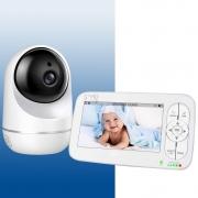 Видеоняня BabySmile Кроха (дистанционное управление поворотом, ночное видение, аудио двухсторонняя связь)