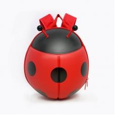 Детский каркасный 3D ранец Жук