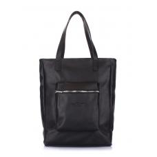 Кожаная сумка POOLPARTY Spirit великолепного качества