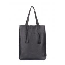 Кожаная сумка POOLPARTY Angel замечательного качества