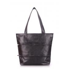 Кожаная сумка POOLPARTY Choice замечательного качества