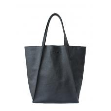 Кожаная сумка POOLPARTY Edge отличного качества