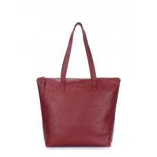 Кожаная сумка POOLPARTY Secret замечательного качества