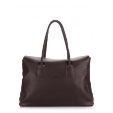 Кожаная сумка POOLPARTY Sense великолепного качества