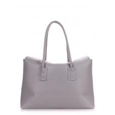 Кожаная сумка POOLPARTY Sense замечательного качества