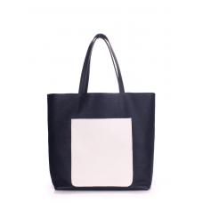 Кожаная сумка POOLPARTY Mania отличного качества