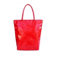 Лаковая сумка POOLPARTY замечательного качества