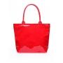 Лаковая сумка POOLPARTY отличного качества