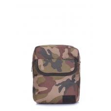 Мужская сумка на плечо POOLPARTY великолепного качества