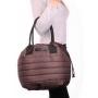 Стеганая сумка на шнурке POOLPARTY Muffin великолепного качества