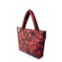 Дутая сумка POOLPARTY с принтом великолепного качества