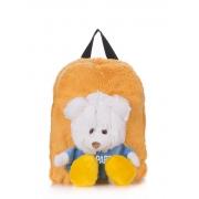 Детский рюкзак POOLPARTY с медведем