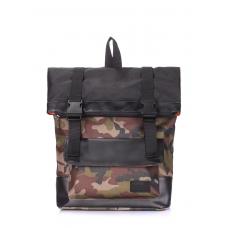 Камуфляжный рюкзак POOLPARTY Commando отличного качества