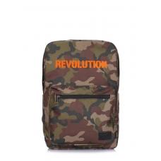 Повседневный рюкзак POOLPARTY Revolution отличного качества