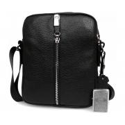 Оригинальная мужская сумка из толстой премиум кожи