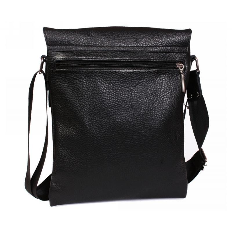 ac5dbbaa7a90 Стильная мужская кожаная сумка для повседневного использования с плечевым  ремнем купить