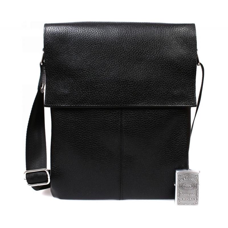 c416be7dca1e Кожаная мужская повседневная сумка через плечо от производителя купить