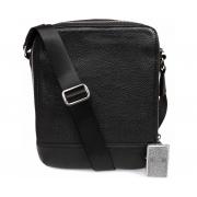 Кожаная сумка через плечо формата А5