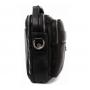 Недорогая мужская кожаная сумка с ручкой и наплечным ремнем подобрать