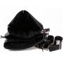 Представительный мужской кожаный месенджер сумка с лаковым клапаном А5 выбрать