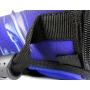 Vombato ортопедический ранец Робот синий