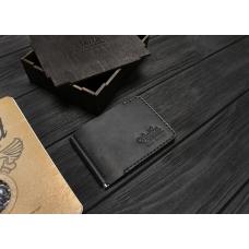 Зажим для купюр ручной работы VOILE vl-mc6-kblk черный
