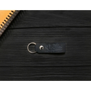 Брелок для ключей синий ручной работы VOILE vl-kch1-blu