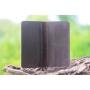 Мужское кожаное портмоне (мини-клатч) ручной работы VOILE vl-lw1-brn