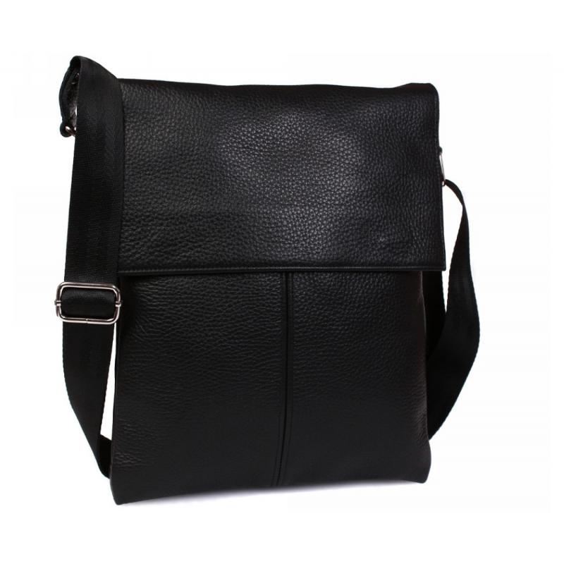975c5b1c097f Кожаная мужская повседневная сумка через плечо от производителя купить